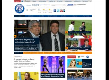 America 24 TV